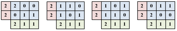 four_integer_matrices